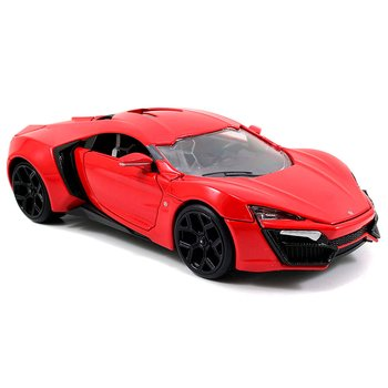 Fast and Furious Lykan Hypersport metal car
