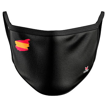 Black Spain child reusable mask