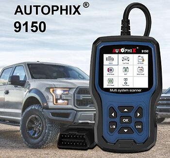 Felkodsläsare Ford - Autophix 9150 Pro