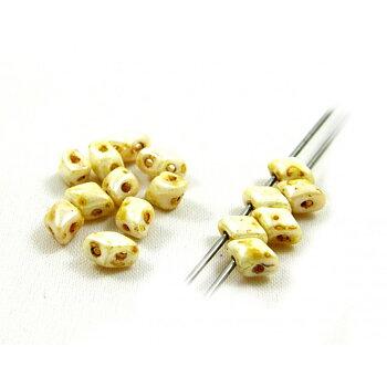 Vario Bead - Alabaster Beige Luster 10 gram