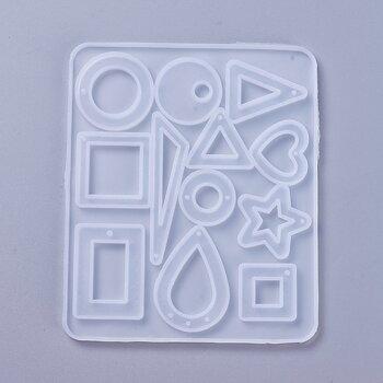 Silkonform - Mixade hängen VI 1 form