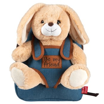 Bob Bunny Ryggsäck with plush toy 27cm