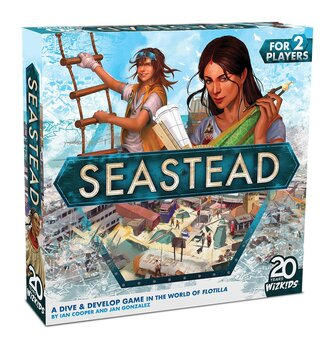Seastead Board Game *English Version*