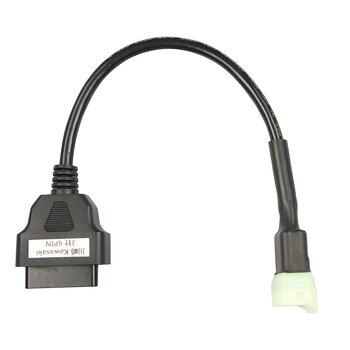 Adapterkabel - Kawasaki 6-pin