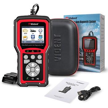 Felkodsläsare VIDENT iMax4304 GM