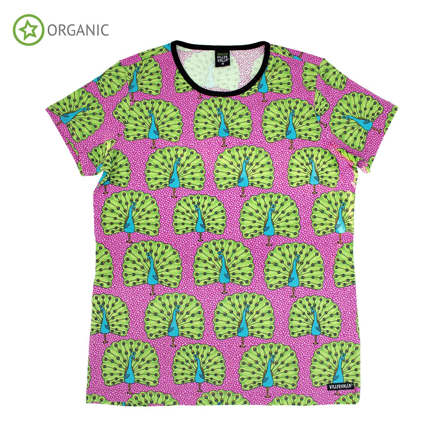 t shirt vuxen LEOPARD Villervalla kids clothing