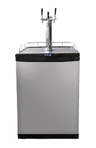 Grainfather Kegerator med 3 kranar