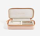 Smyckeskrin för resan, STACKERS, 7 x 16 x H 4,2cm, Blush pink