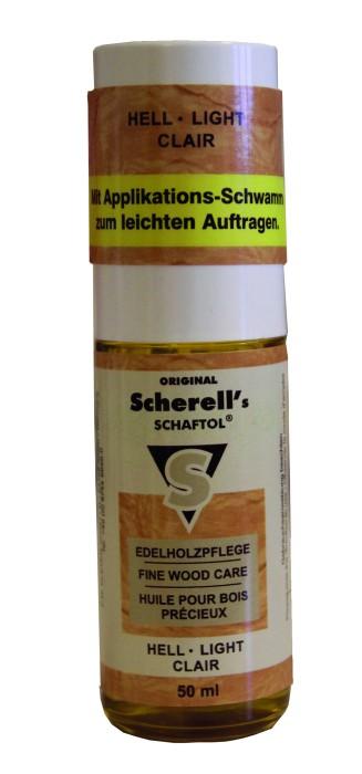 Stabilotherm Schaftol Stockolja Klar 50 ml