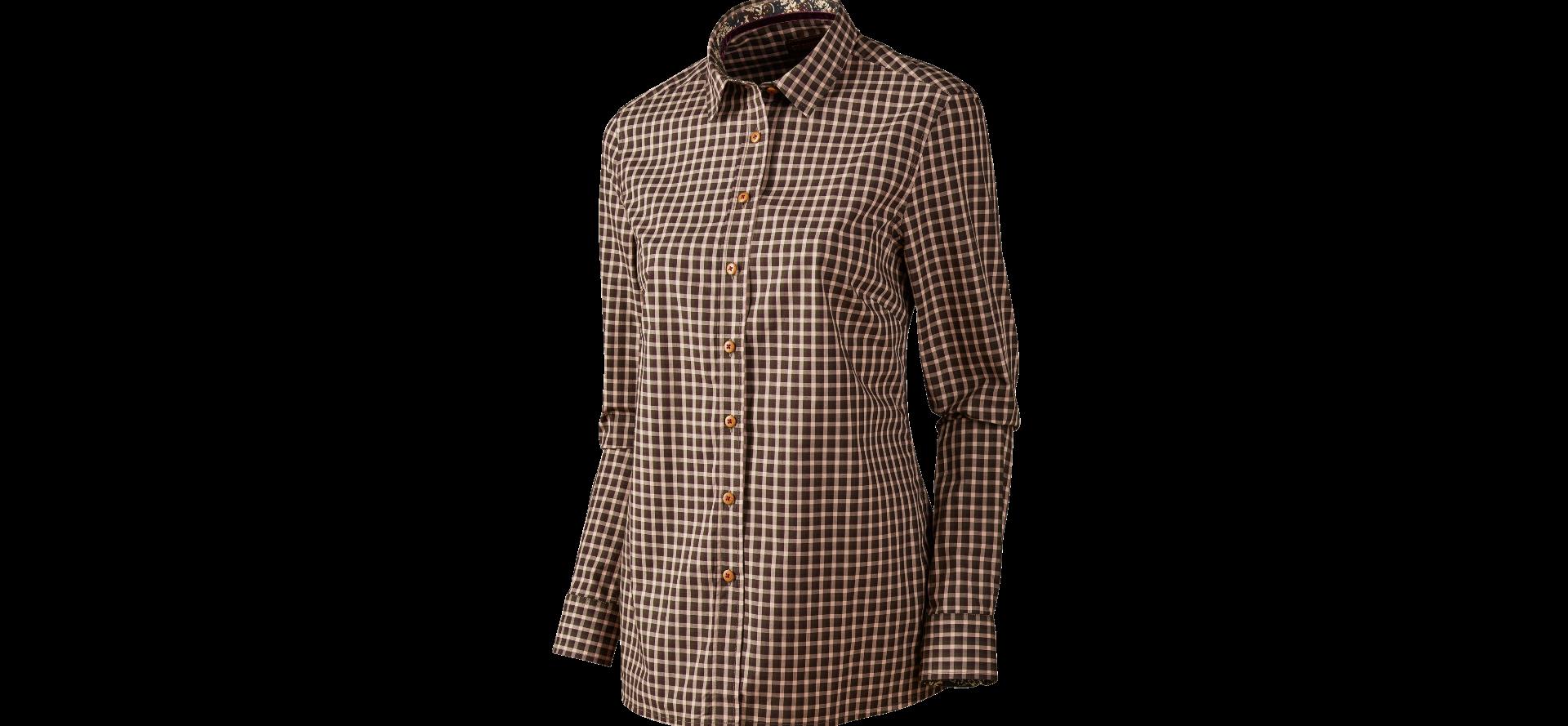Härkila Selja Lady L/S Check Skjorta