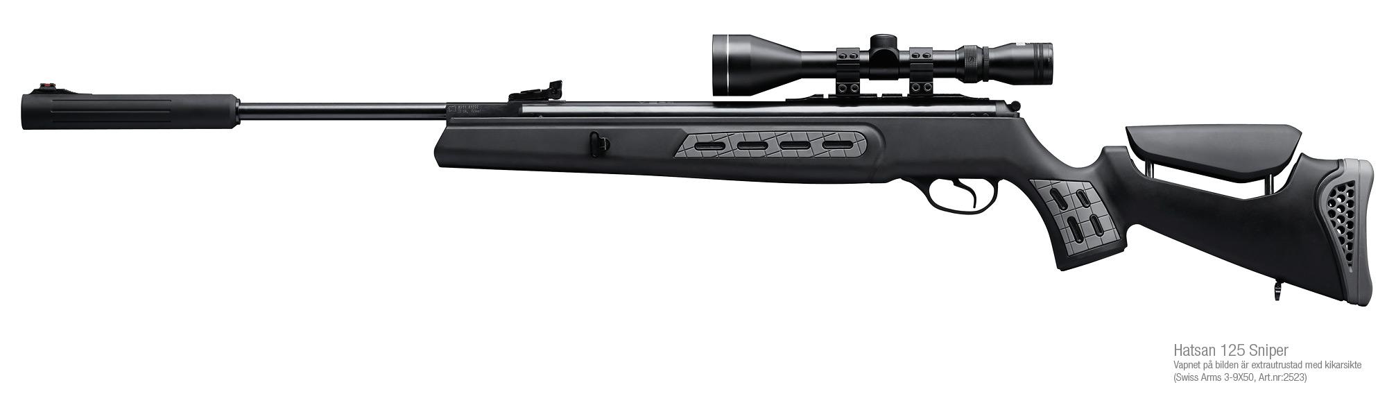 Hatsan 125 Sniper 10J