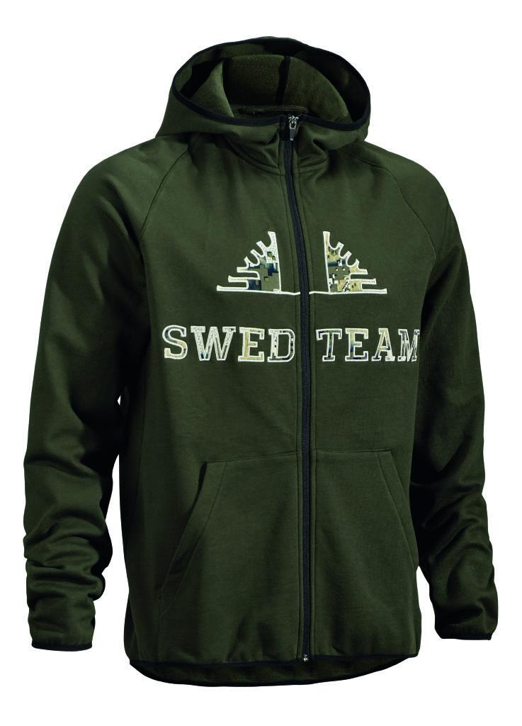 Swedteam Veil Full-zip Hood Tröja