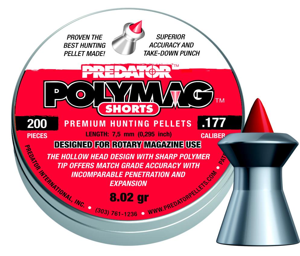 JSB Predator Polymag Shorts 450mm – 0520g