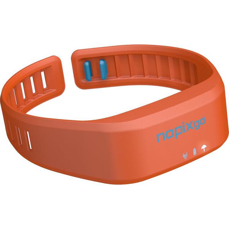 Nopixgo® Armband mot mygg och knott