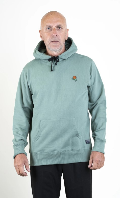 SQRTN CB Sketch Hood Pale Green