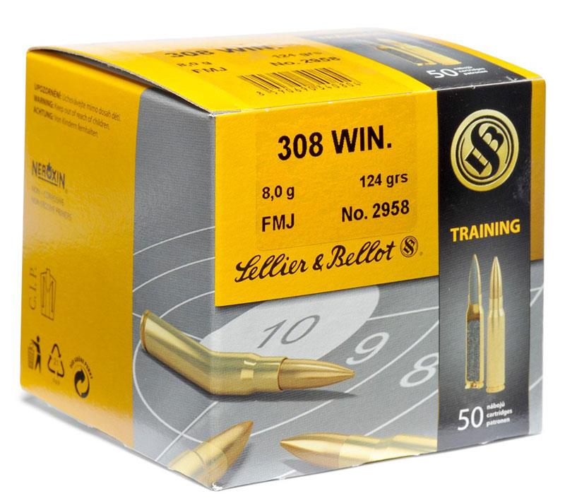 Sellier & Bellot Övningsammunition