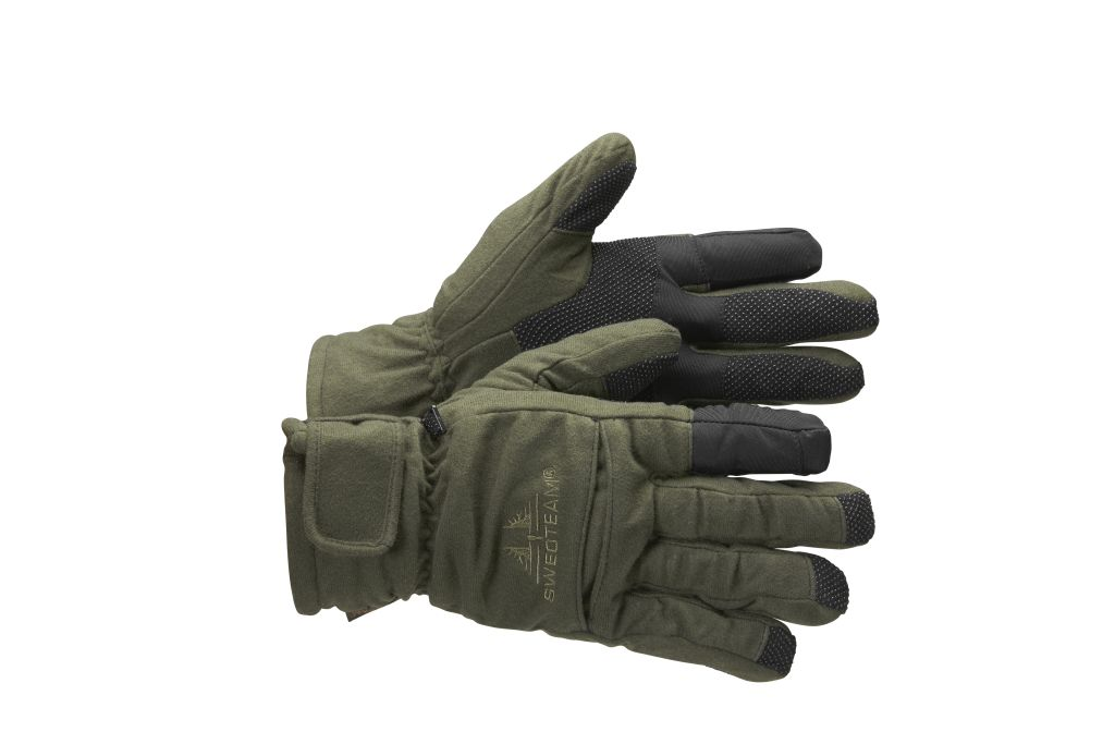 Swedteam Green Dry M Handske