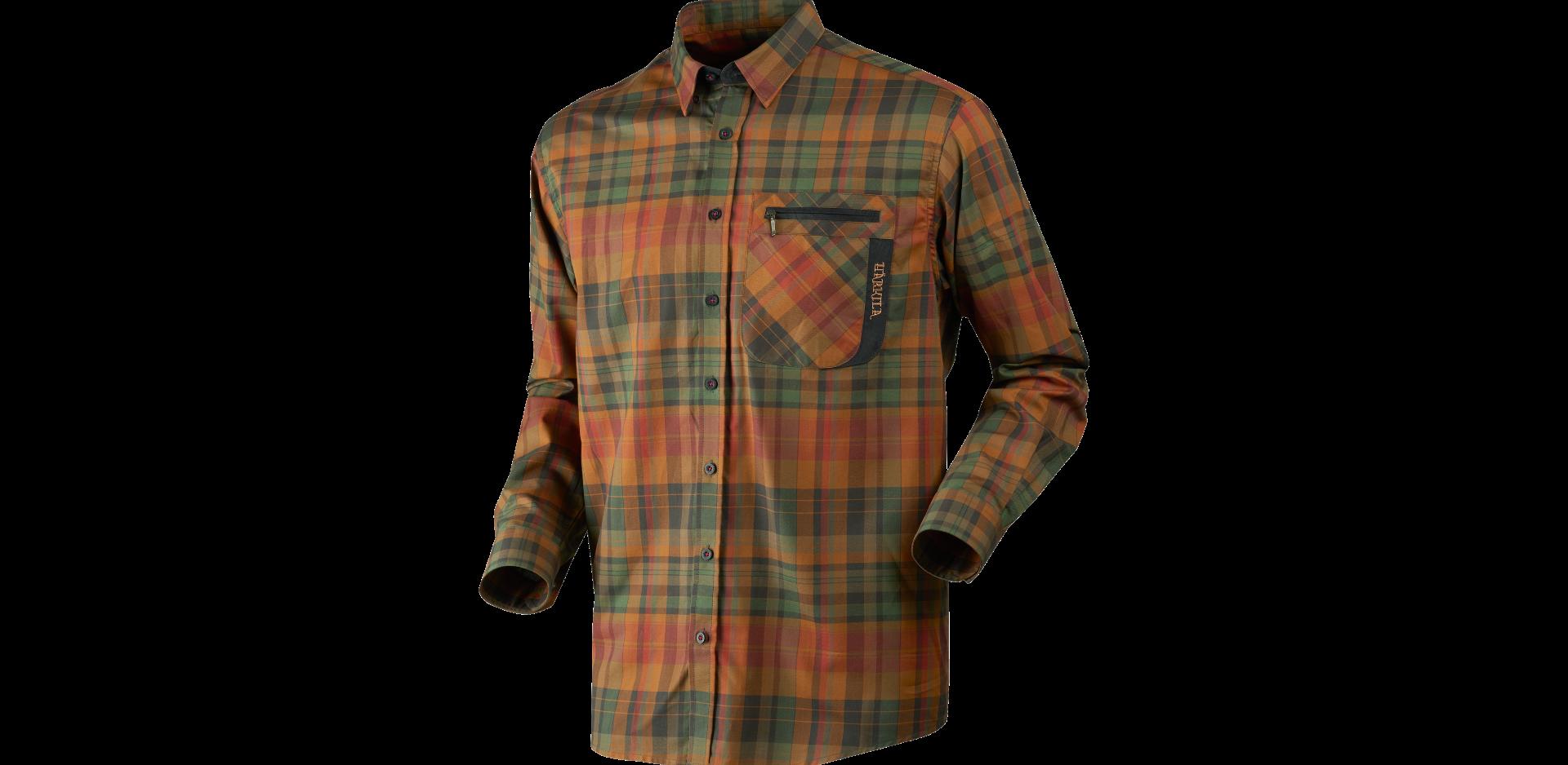 Härkila Newton Spice Check Skjorta