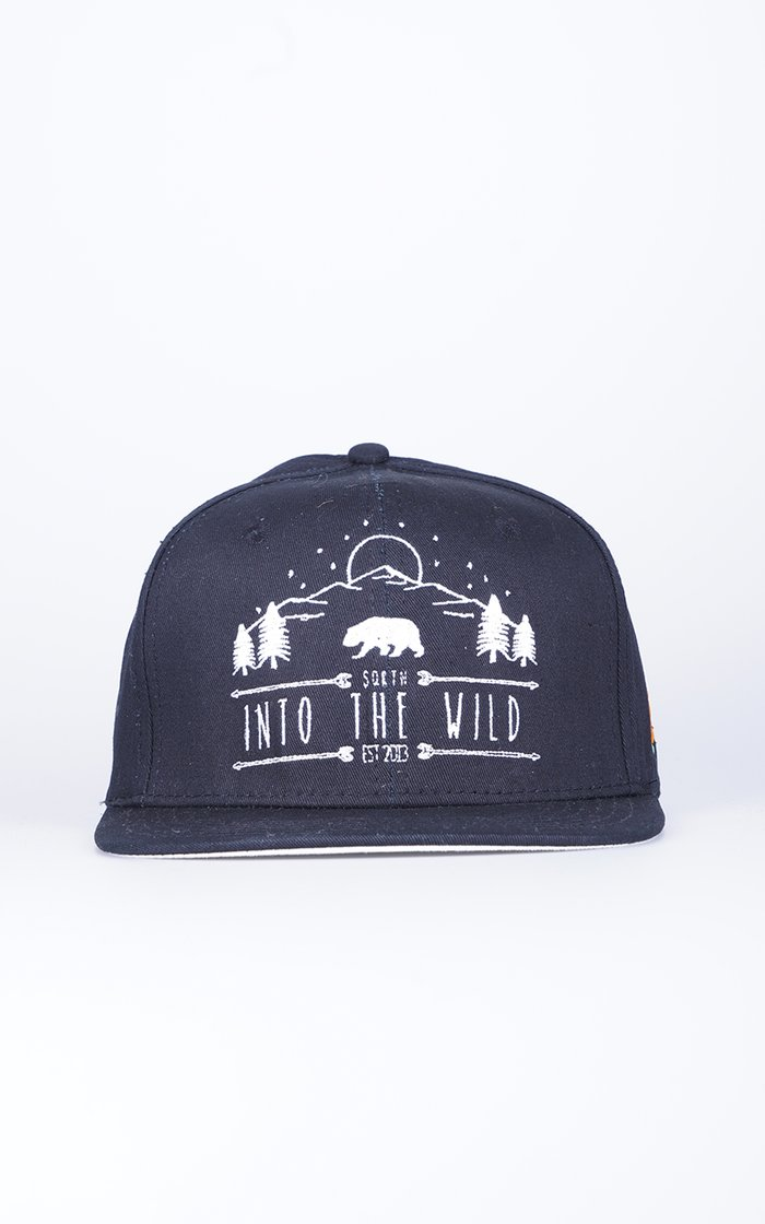 SQRTN Into The Wild Keps Black