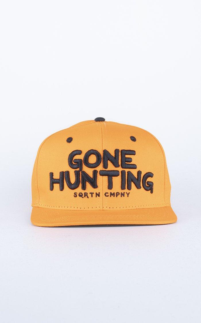 SQRTN Gone Hunting Keps Orange