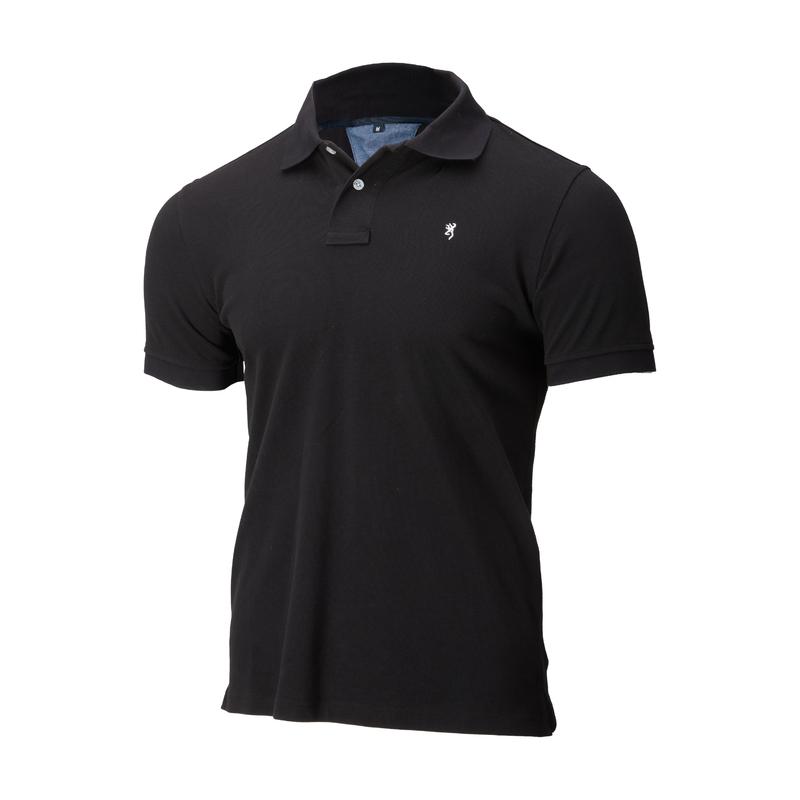 Browning Ultra 78 Polo Shirt Svart