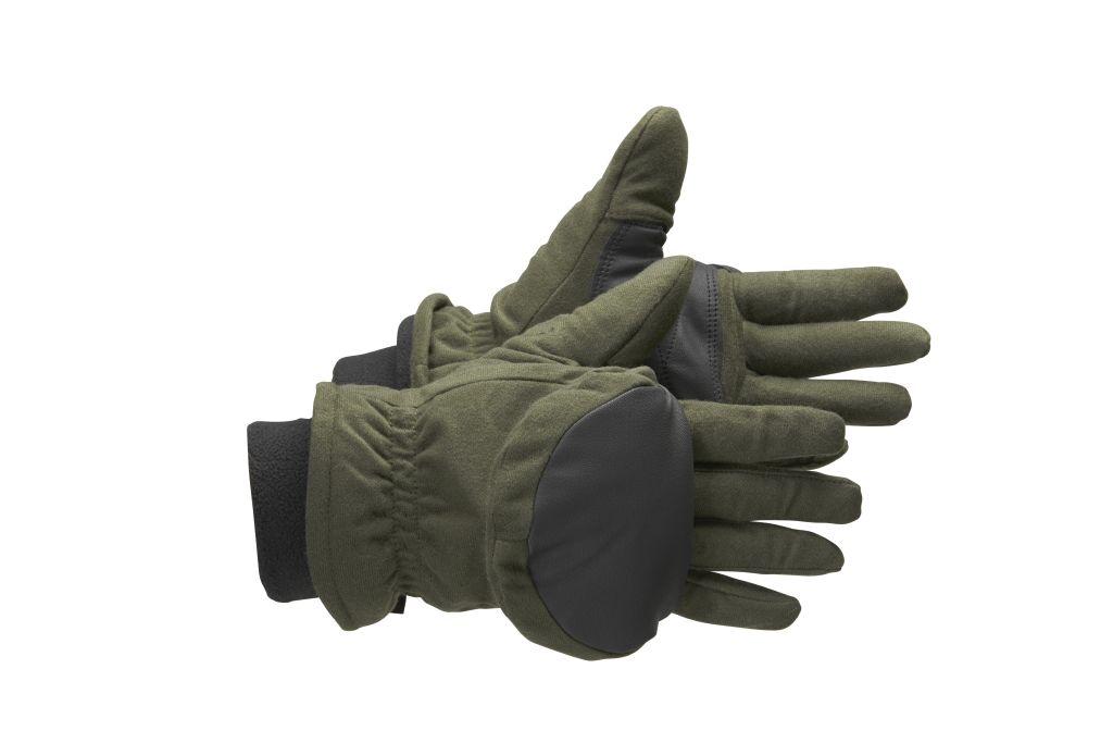 Swedteam Green M Handske