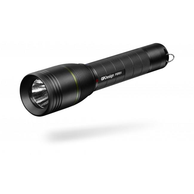 GP Design laddbar ficklampa Castor PSR51