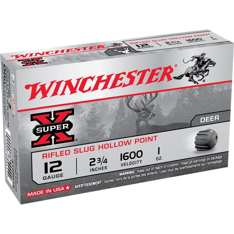 Winchester Super X Slug