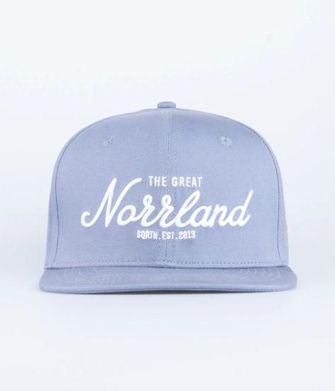 SQRTN Great Norrland Cap Dusty Blue
