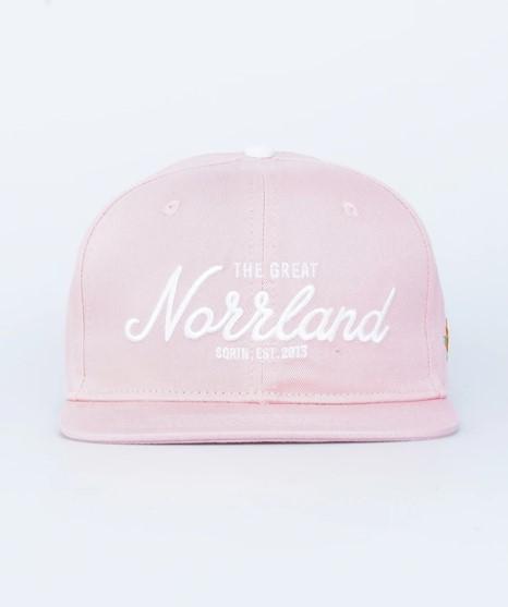 SQRTN Great Norrland Cap Pink