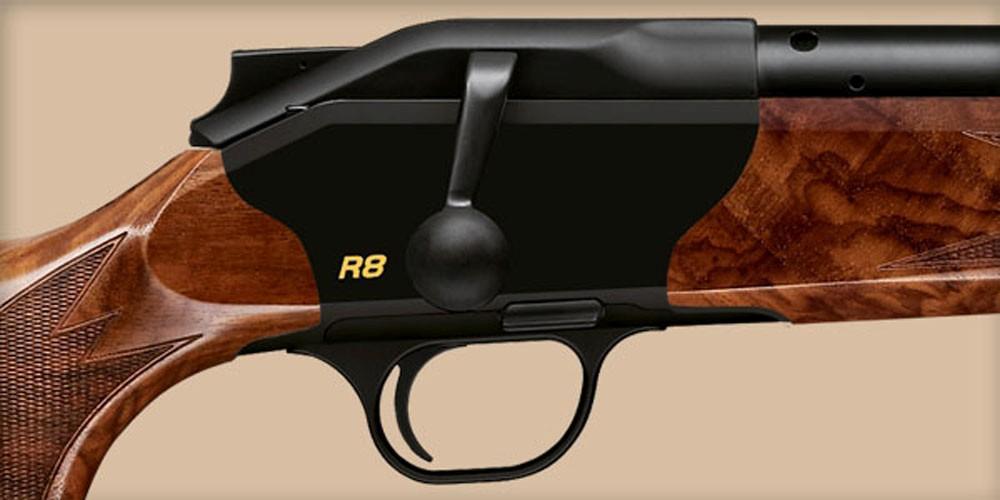 Kolv Blaser R8 Standard Svart Vänster