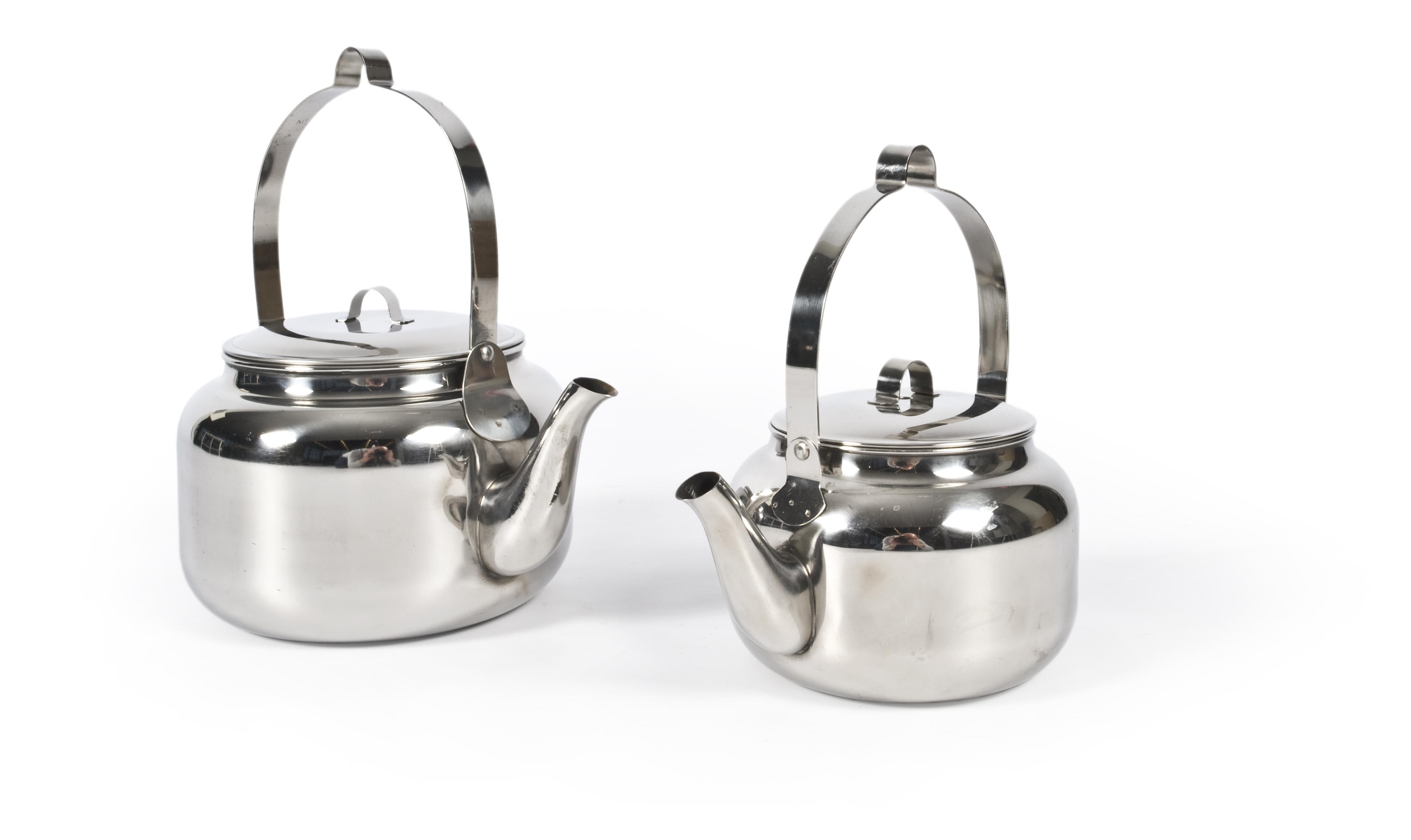 Kaffepanna 50 Liter Rostfritt stål