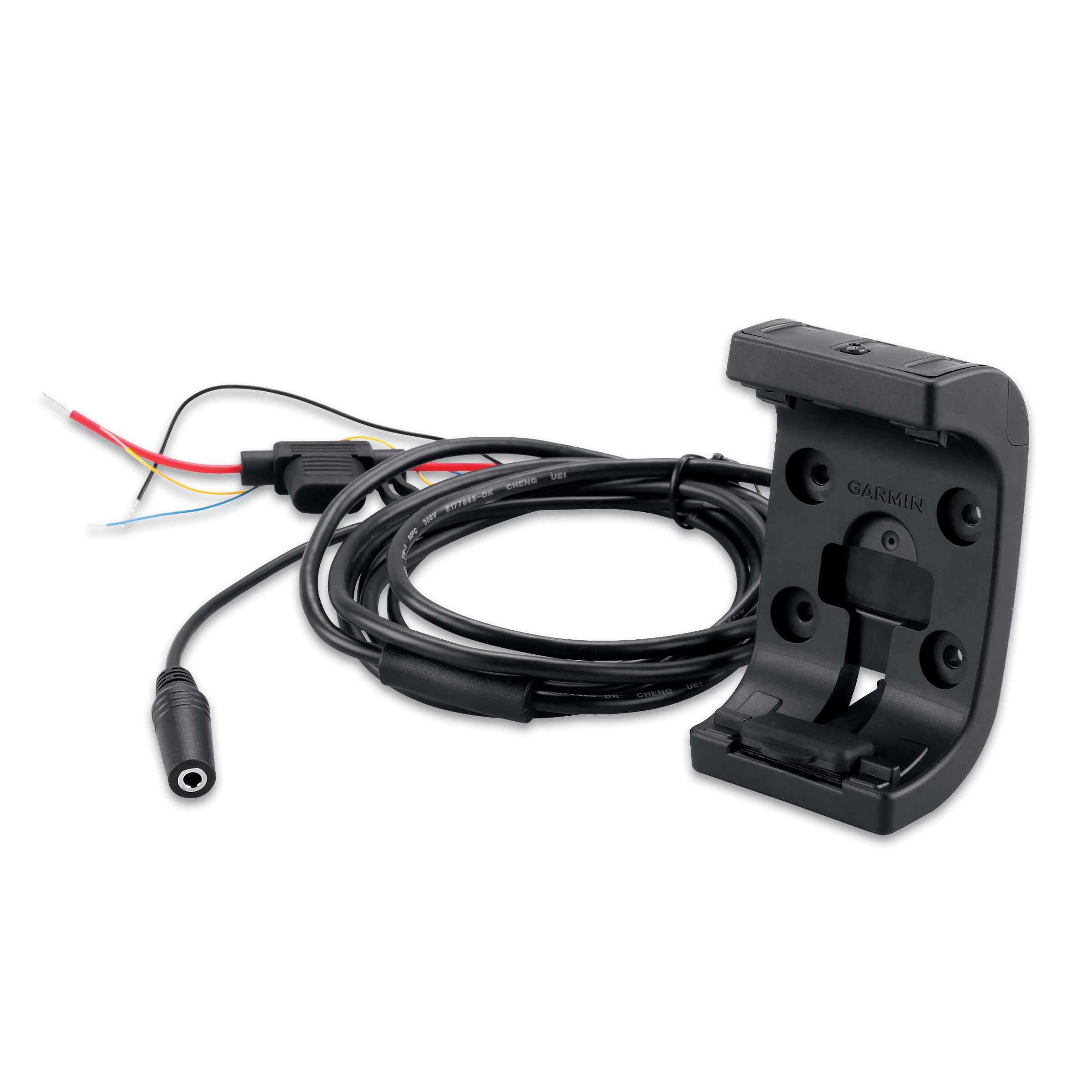 Garmin Instrumentbrädesfäste och audio/spänningskabel