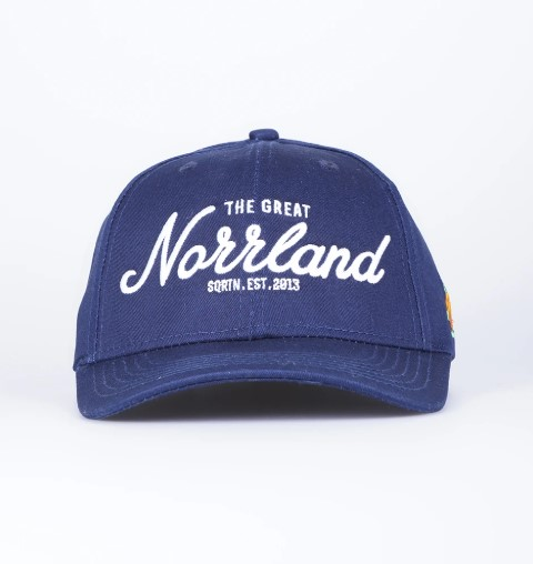 SQRTN Great Norrland Cap Marin