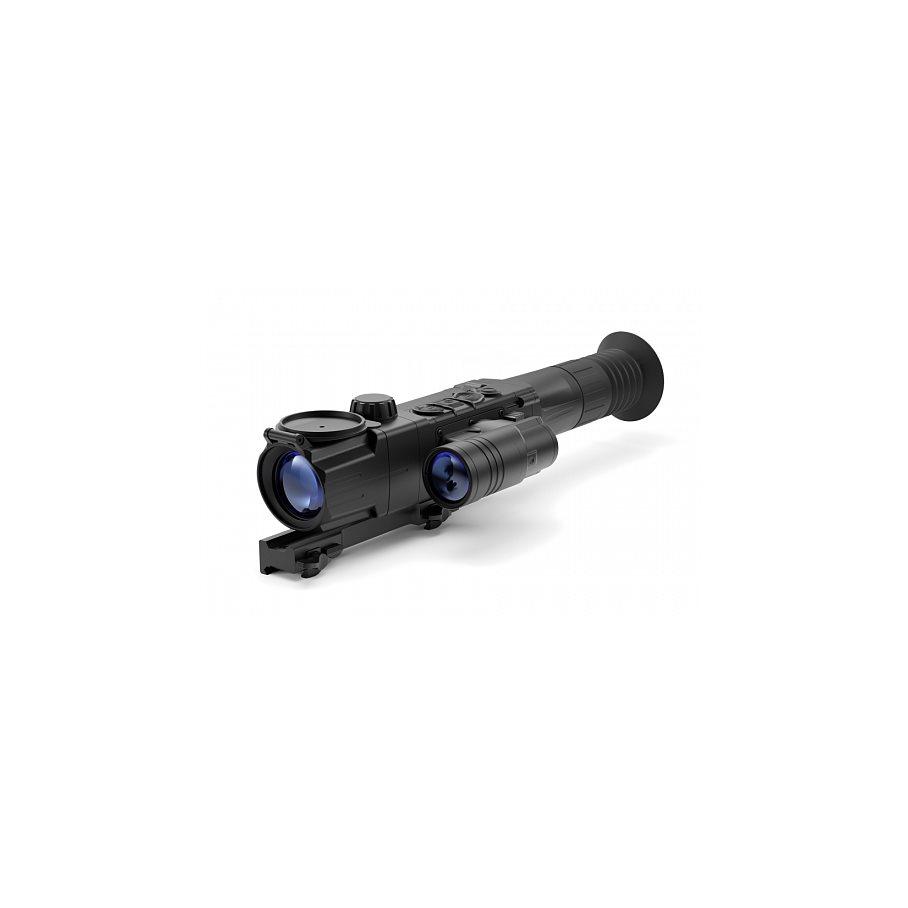 Pulsar Digisight Ultra N450 Dag/Natt Mörkersikte med Weaver Fastmontage