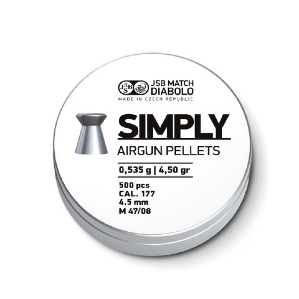JSB Simply 45mm 0520 g