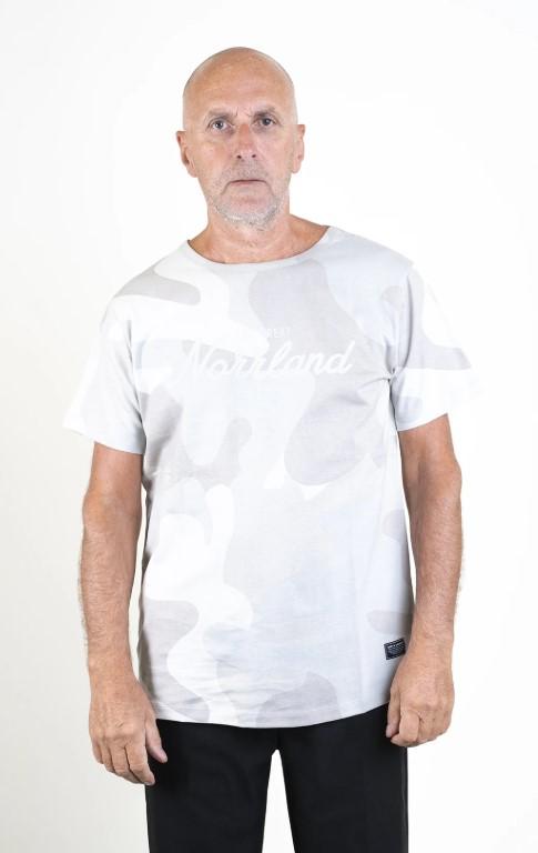 SQRTN Great Norrland T-shirt Grey Camo