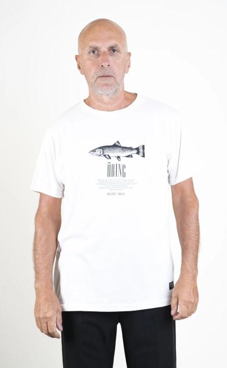 SQRTN Öring T-shirt White