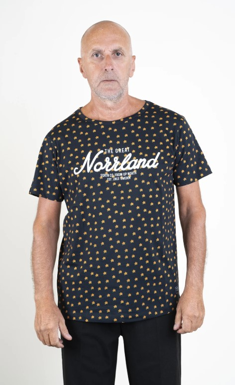 SQRTN Great Norrland T-shirt CB Dots