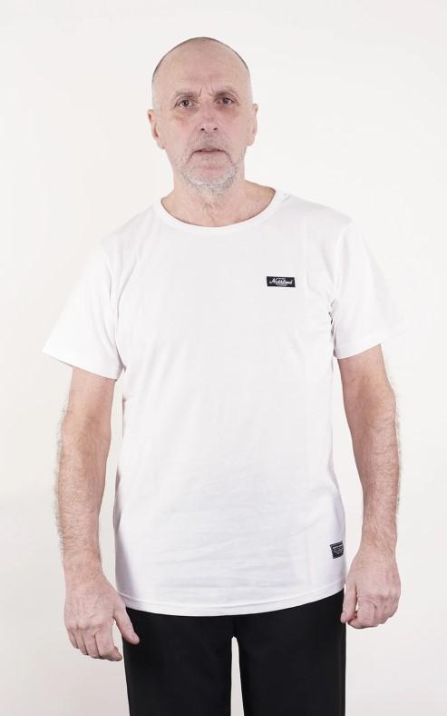 SQRTN TGN Patch T-shirt White