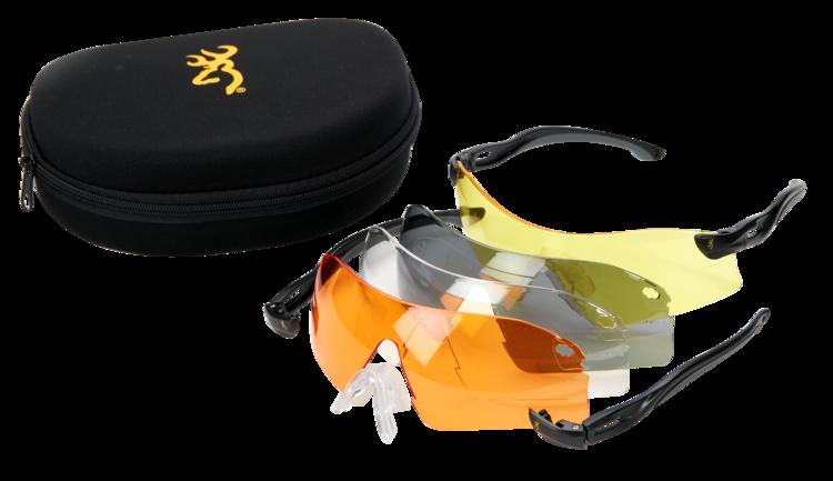 Skytteglasögon Browning Kit Eagle