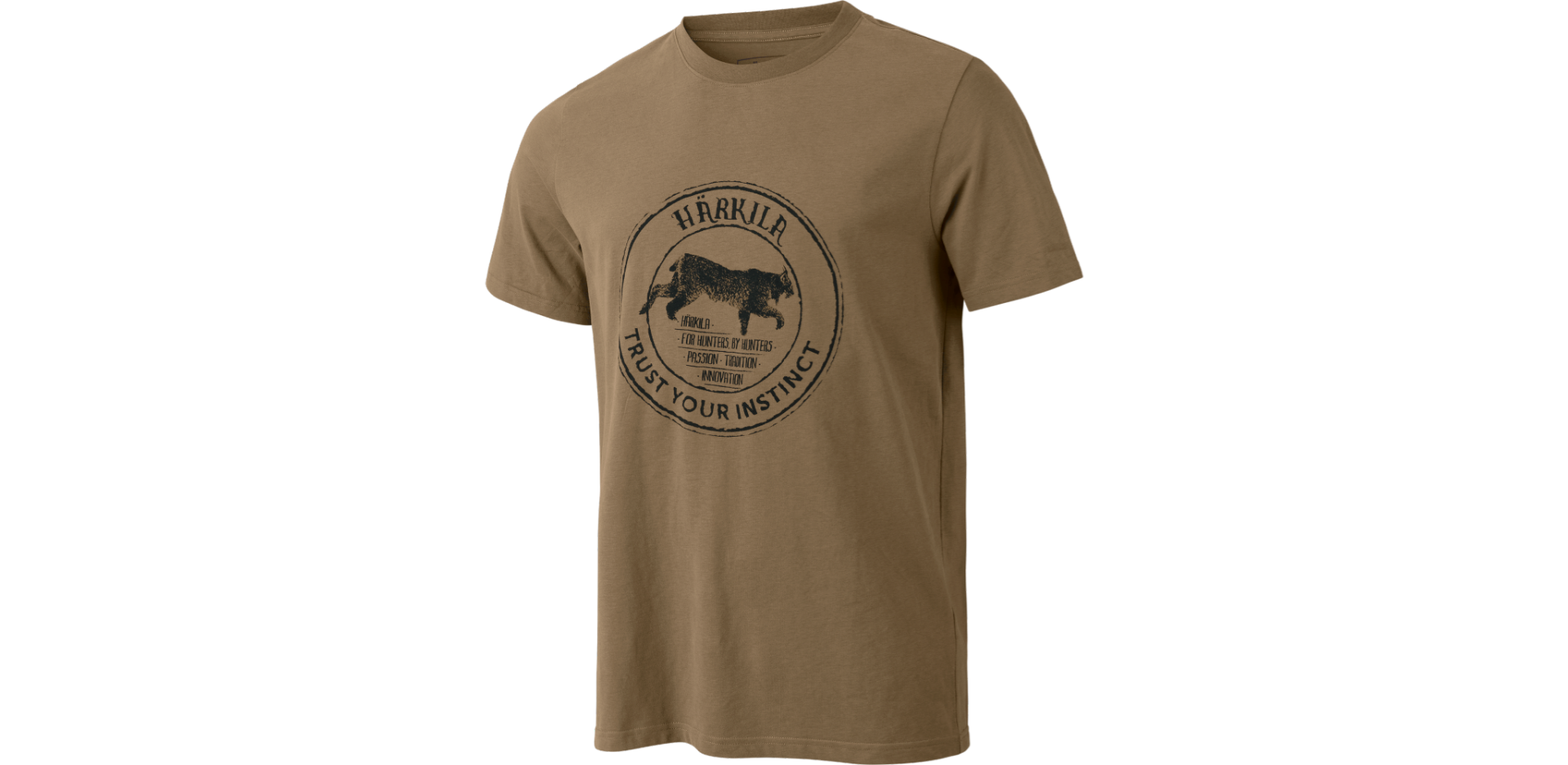 Härkila Wildlife Lynx S/S T-Shirt