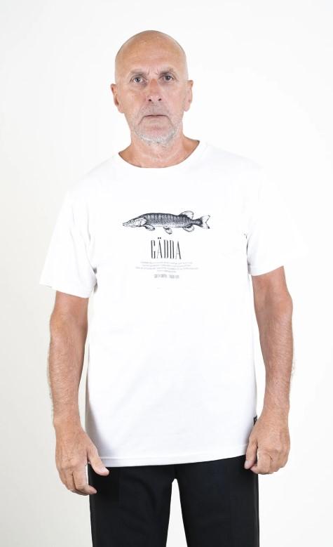 SQRTN Gädda T-shirt White