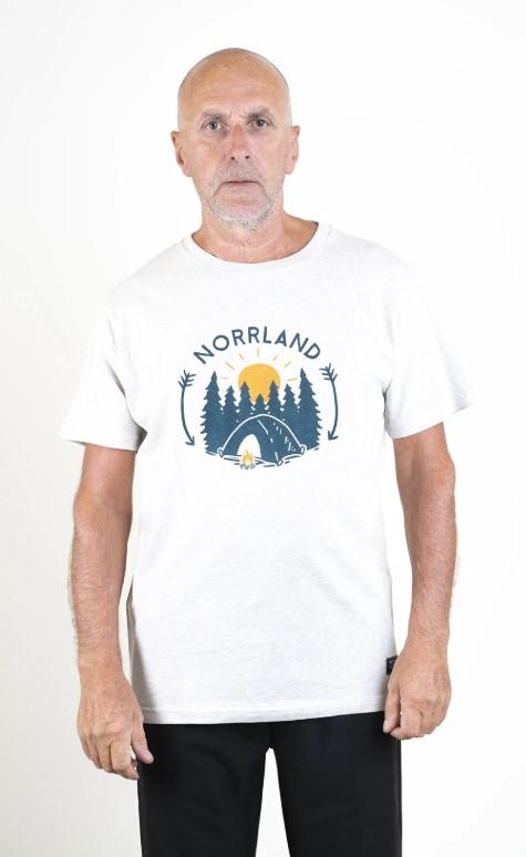 SQRTN Sunrise T-shirt Off White
