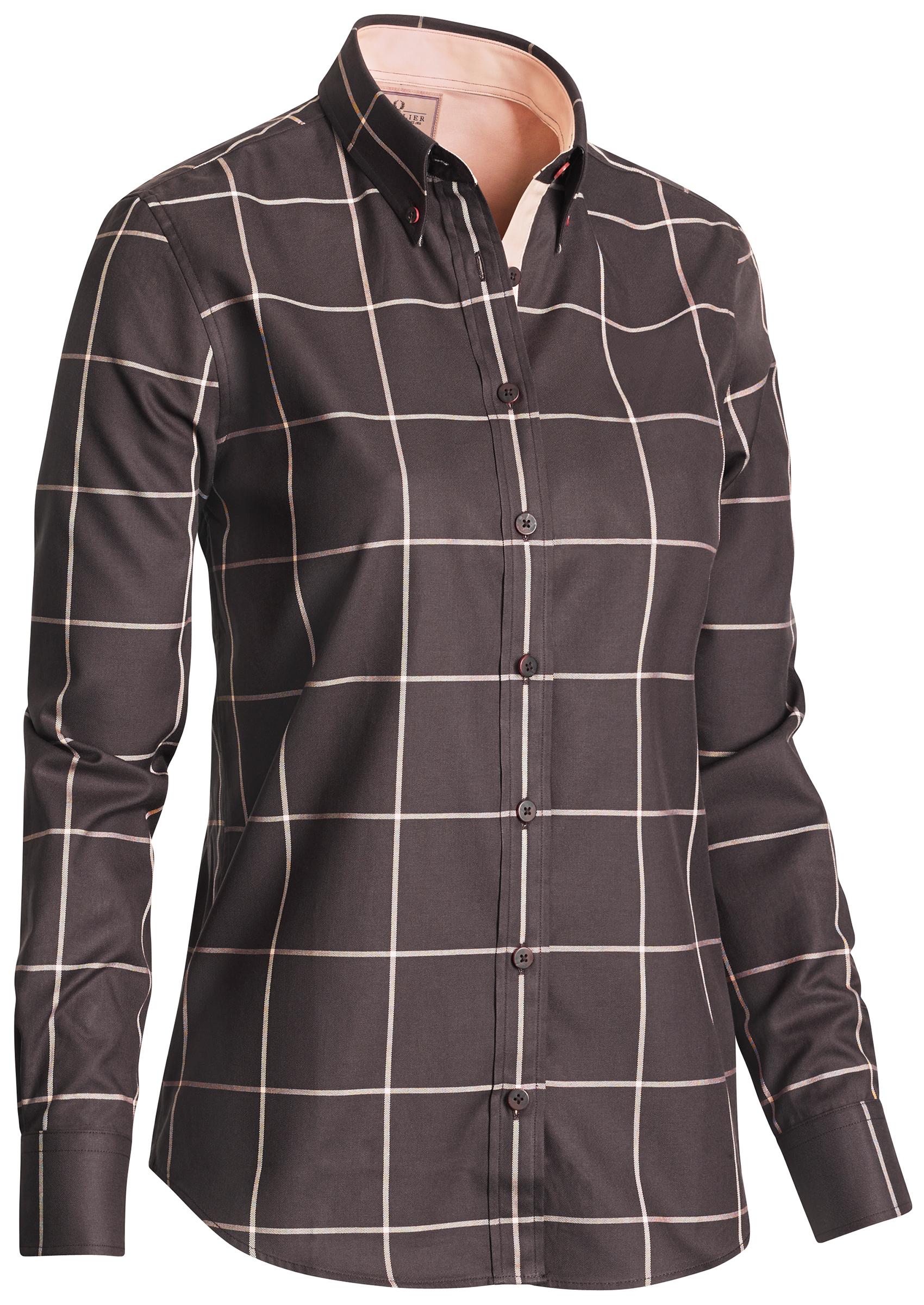 Skjorta Chevalier Whisper Lady Shirt Checked