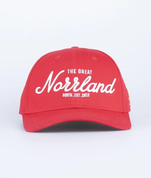SQRTN Great Norrland Cap Red