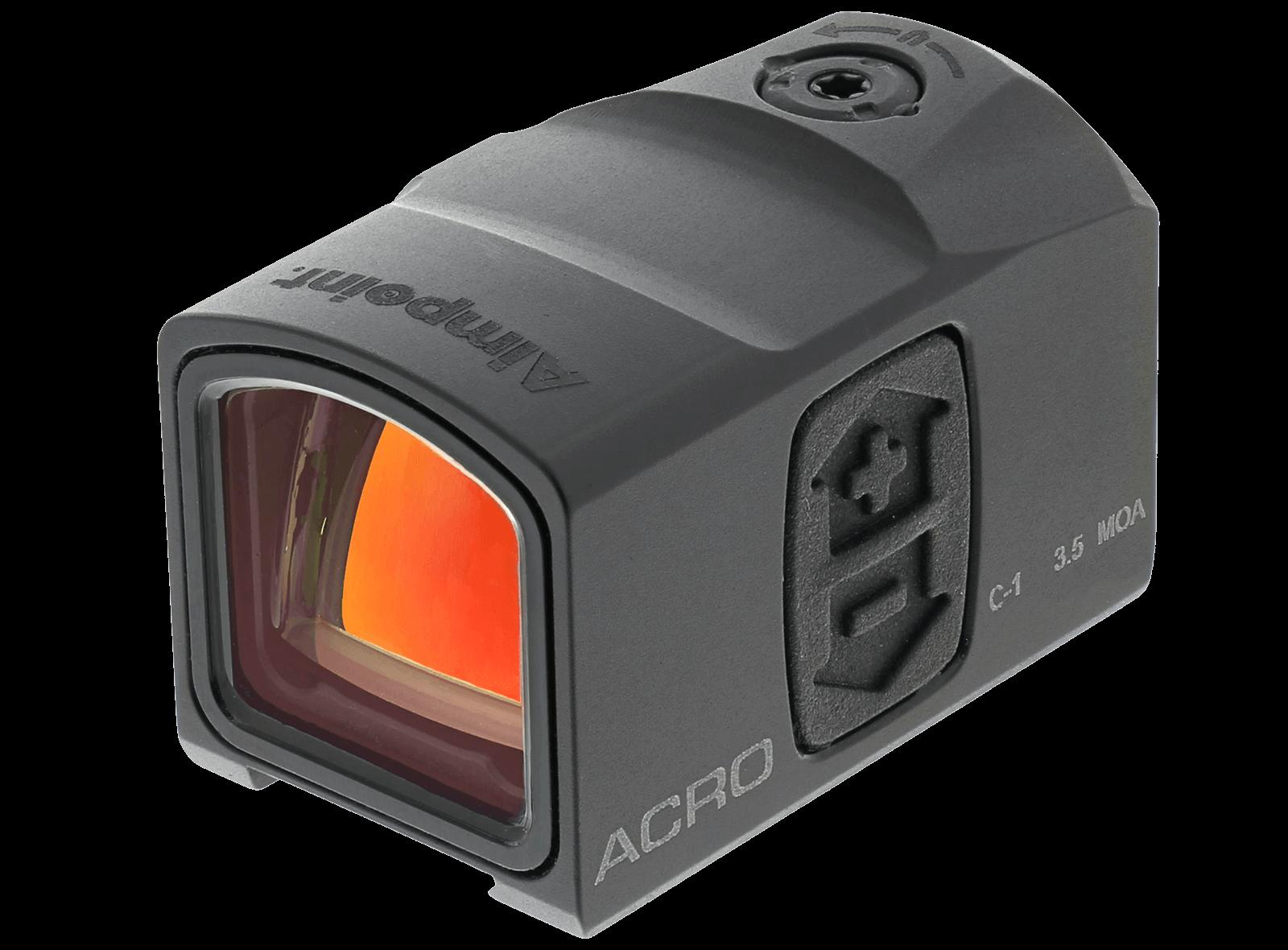 Rödpunktsikte Aimpoint ACRO C-1