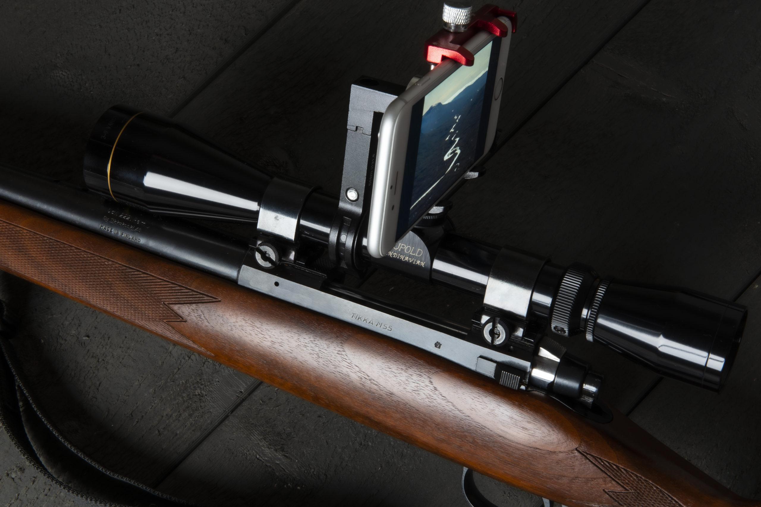 Hunter Smartphonehållare