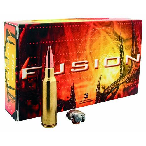 Federal Fusion .308Win