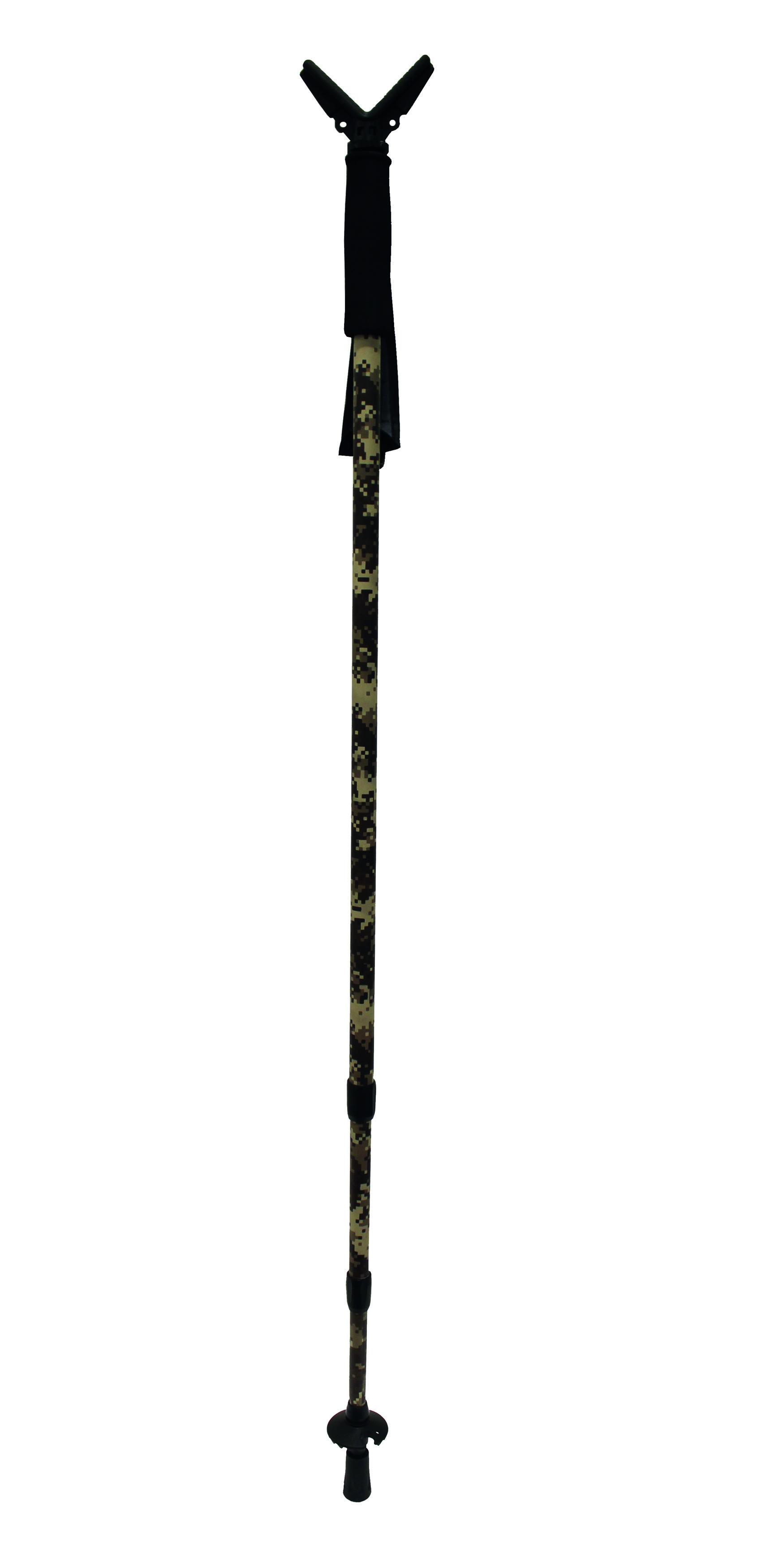 Skjutstöd Teleskopiskt 3-del Pixel – 85-185cm